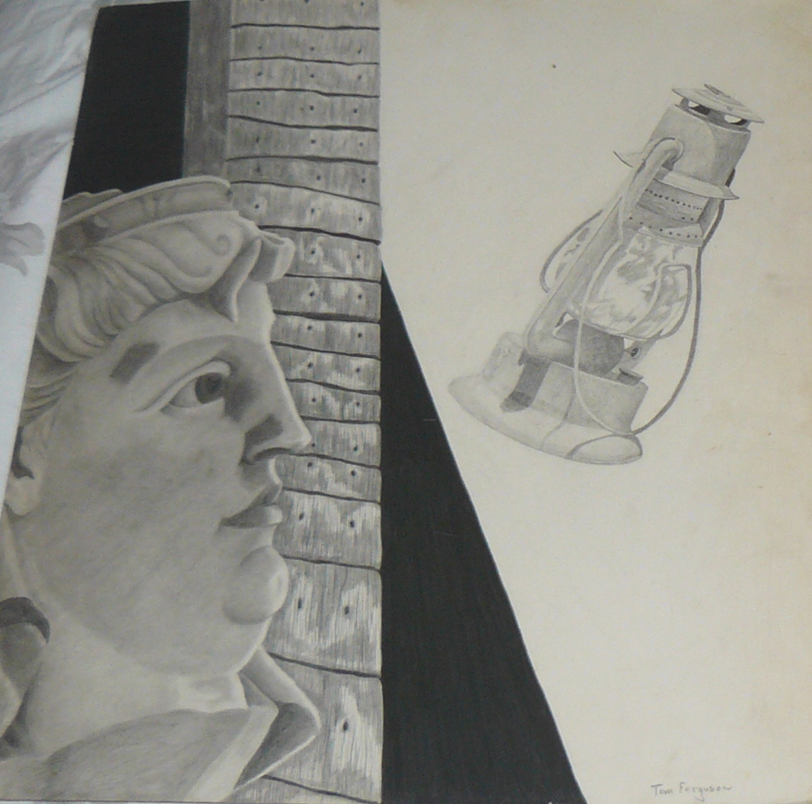 art school drawing